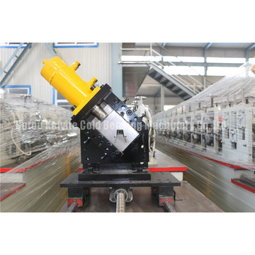 Ceiling Steel Furring Omega Channel Making Machine