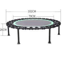 Fitness Exercise Gymnastic Equipment Elastic Rope Trampoline