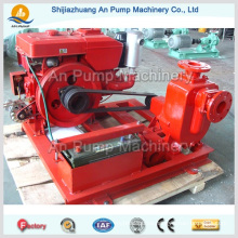 Centrifugal Non Clogging Diesel Engine Self Priming Pump