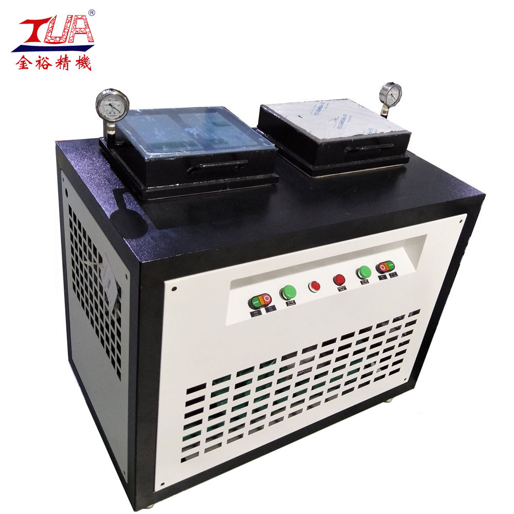 silicone vacuum machine