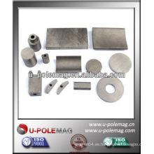 Samarium Cobalt Magnet Para Aeroespacial