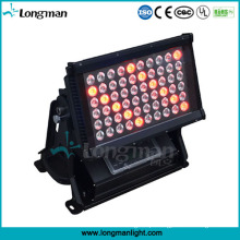 High Power 60X5w 4 em 1 LED Wash Light / LED Cor da Cidade
