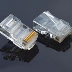 10P10C Electrical RJ Connector