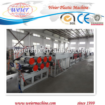 SJ-65/25 New Type PP strap band extrusion machinery
