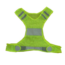 ODM for Kids Reflective Safety Vest Summer Mesh Cloth Fabric Reflective Safety Vests supply to Dominican Republic Wholesale