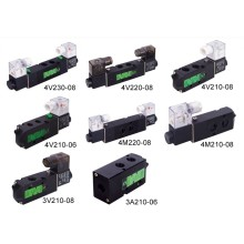 200 Series Pneumatic Air Solenoid Valve