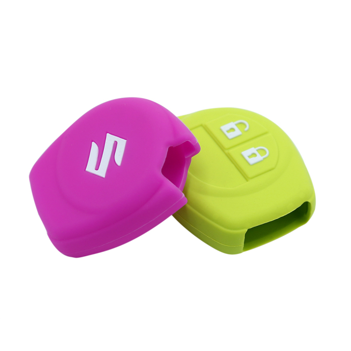 Colorful Silicon Key Cover SUZUKI
