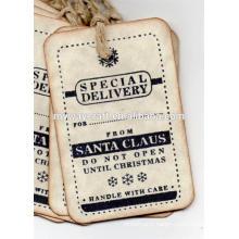 Cadeaux personnalisés spéciaux de cadeau de noël personnalisés livraison spéciale du père Noël