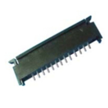 Tipo de contacto superior de Pitch FPC ZIF de 2.54 mm