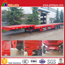 Extendable Semi Low Flatbed Trailer for Wind Blade/ Air Duct