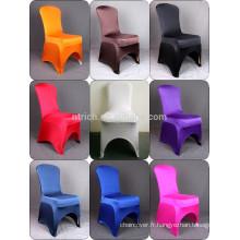 2014 spandex chaise nappe, ceinture de chaise, chemin de table, couverture, bande de lycra pour mariage, hôtel et événement