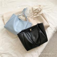Simple Large-Capacity Bag Women 2021 New Trendy Fashion Tote Bag