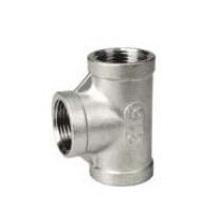 Sanitary Stainless Steel Thread Tee