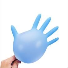 Медицинские одноразовые смотровые перчатки из нитрила ПВХ