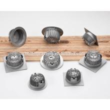 Customized die casting lighting fixture aluminum antique style