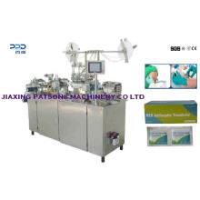 Machines d'emballage antiseptique complètement automatiques de serviette de haute qualité