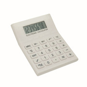 8 Digits Medium Size Desktop Calculator With Sound, Promotional Table Calculator