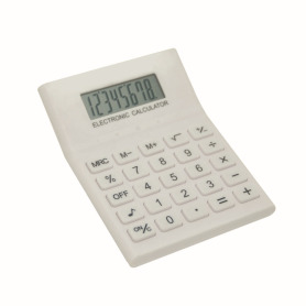 8 Digits Desktop Promotional Calculator With Sound