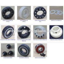 Rodamiento cerámico de la venta caliente caliente 623 3 x 10 x 4 rodamientos de cerámica