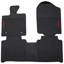Car interior accessories luxury latex waterproof car floor mats