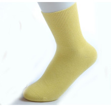 Women′s Cotton Crew Socks (WA003)