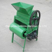 Pea-Enthülser-Maschine Kleine Erdnuss-Schälmaschine