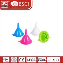 Haixing funnel, Eco-friendly plastic funnel, multi-size plastic funnel