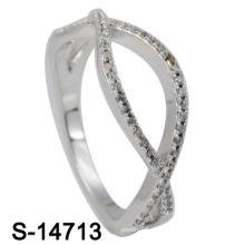 Neue Design Mode Messing Schmuck Ring (S-14713)