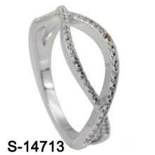 New Design Fashion Brass Jewelry Ring (S-14713)