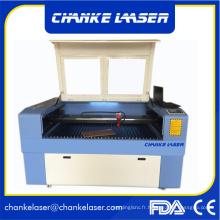 Machine de gravure laser pour jeans Ck 6090 60W/80W