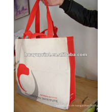 Baumwoll-Tunnelzugtasche & Bio-Baumwoll-Taschentasche