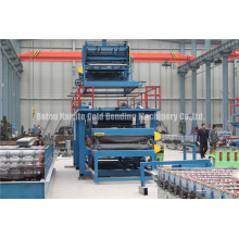 Light Weight EPS Sandwish Wall Panel Production Line