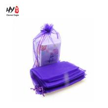 organza кладет в мешки для конфеты