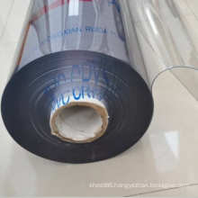 Colored Transparent PVC Flexible Plastic Sheet