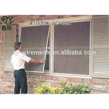 Écran de fenêtre en fibre de verre à chaud (fournisseur chinois)
