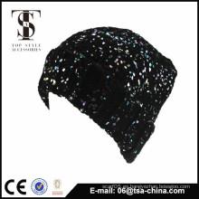 China de productos al por mayor diseñar su propio sombrero de invierno