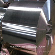 Folha de aço T2, T3, T4, T5 SPTE e folha de flandres preço de aço da folha de flandres do produto comestível