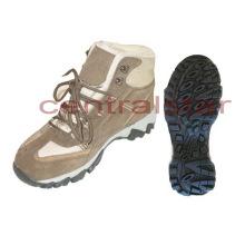 Moda con cordones para hombre zapatos al aire libre (HS007)