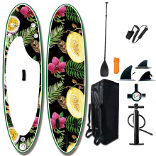 popular  style soft top surfboard inflatable paddle board sup stand up paddle board with all accessaries