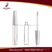 Limpar garrafa de plástico cosméticos Lipgloss Tube
