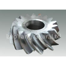 Industry High Precision CNC Machining Gear , Helical Gear D
