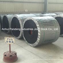 Heavy Duty Coal Mine Pvg Cinta transportadora
