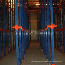 Unidad de servicio pesado en estanterías