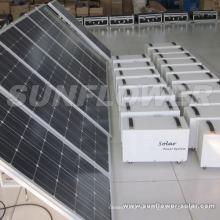 200W Solar-Hausstromanlage