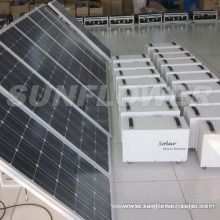200W Solar home power system