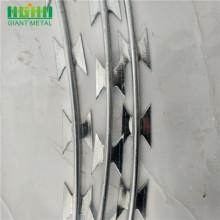 Factory Product Galvanized Razor Wire Price per Roll