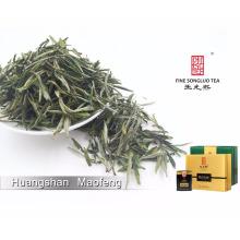 Huangshan Maofeng chá verde, Top chá verde na China