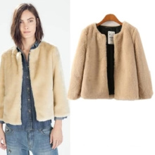 Wholesale Garment High Quality Women Fashion Coat