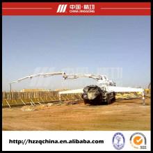 Camion de pompe à béton diesel (HZZ5381THB) commode et fiable