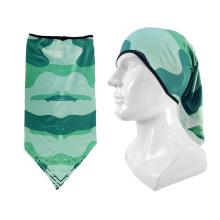 Outdoor custom multifunctional fashion wholesale unisex triangular bandana